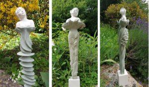 Modelage / Sculpture - Muriel Voisin