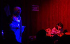 Sunderland  interprété par les Comédiens du Théâtre du Signe  avec une mise en scène de Bruno Millerioux